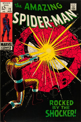 Click here to check the value of Amazing Spider-Man #72