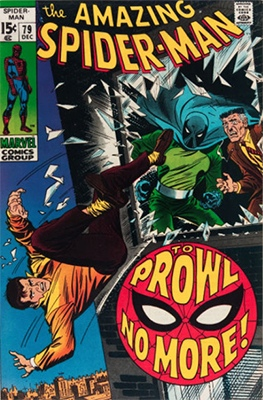 Click here to check the value of Amazing Spider-Man #79