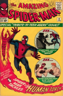 < Back to Amazing Spider-Man #1-#20