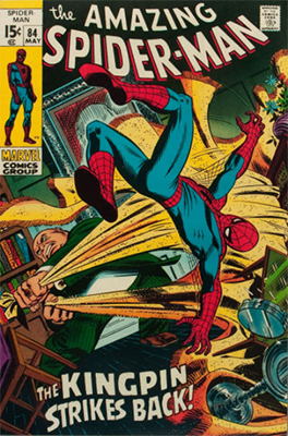 Click here to find out the values of Amazing Spider-Man issue #84