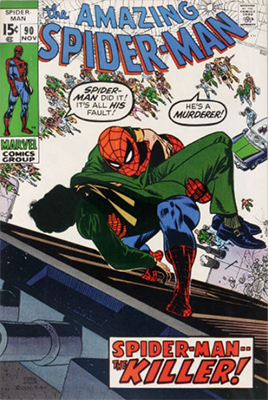 Click here to find out the values of Amazing Spider-Man issue #90