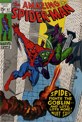 Click here to find out the values of Amazing Spider-Man issue #97