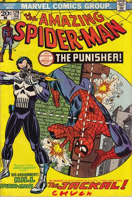 Amazing Spider-Man #129 Value?