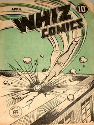 Anglo-American Whiz Comics v1 #4