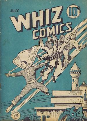 Anglo-American Whiz Comics v1 #7