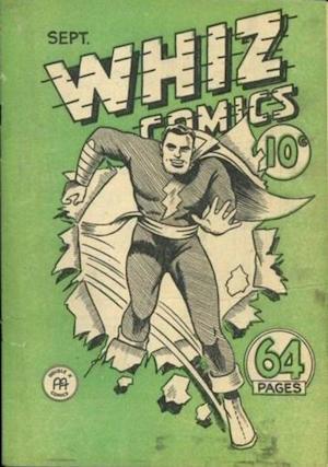 Anglo-American Whiz Comics v1 #9