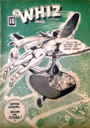 Anglo-American Whiz Comics v2 #11