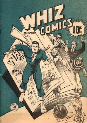 Anglo-American Whiz Comics v2 #12