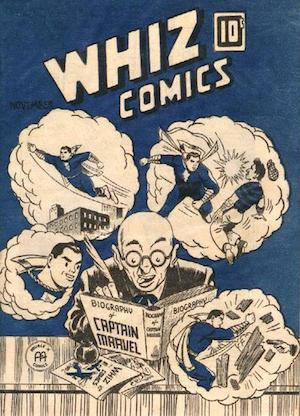 Anglo-American Whiz Comics v3 #11