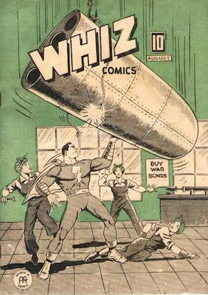 Anglo-American Whiz Comics v3 #8