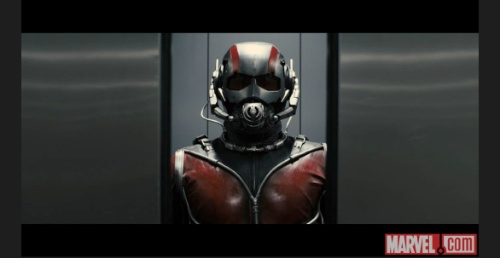 Very cool-looking promo movie clips featured a perfect rendition of Ant-Man. Sadly, things have not gone well, and attached director Edgar Wright has left the project