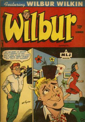 Wilbur #1 (1944). Click for values