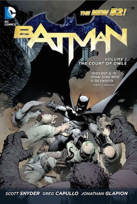Batman #1 New 52, 1st in New Series. Dropped out of this year's list