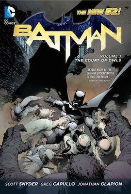 Hot Comics #41: Batman #1 New 52, 1st in New Series. Click to buy a copy