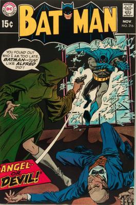Batman #216 Value?
