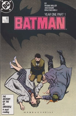 Batman #404 (1987): Year One by Miller Begins. Click for values