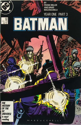 Batman #406 (Selina Kyle becomes Catwoman, Year One storyline). Click for values