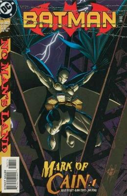Origin and First Appearance, David Cain, Batman #567, DC Comics, 1999. Click for value