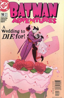 Batman Adventures 16 (2004) Harley Quinn marries Joker! Click for values