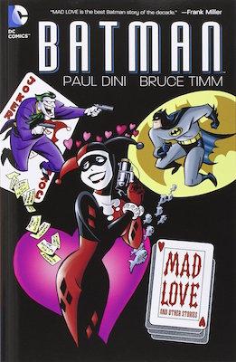 Batman Adventures: Mad Love (1994) Harley Quinn Origin Story. Original format. Click to see values