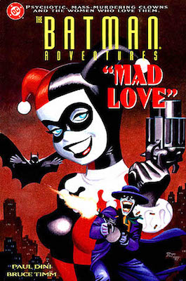 Batman Adventures Mad Love (1994) Rare Prestige Format Edition. Click for values