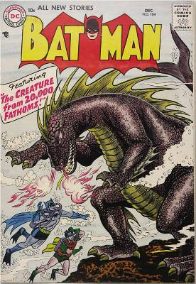 Batman Comics 104. Click for current values.