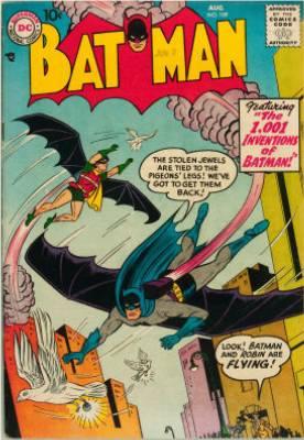 Batman Comics 109. Click for current values.