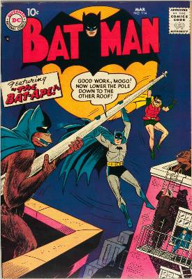 Batman Comics 114. Click for current values.
