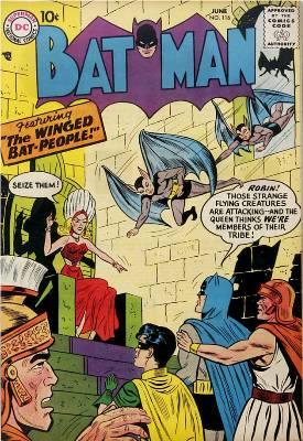 Batman Comics 116. Click for current values.