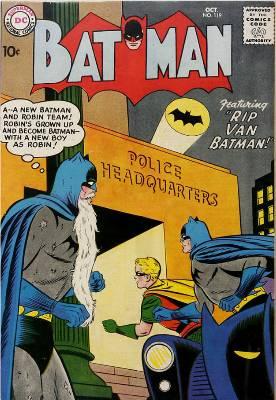 Batman Comics 119. Click for current values.