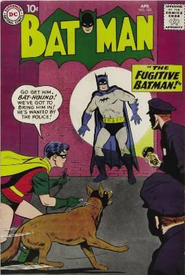 Batman Comics 123. Click for current values.