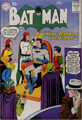 Batman Comics 125. Click for current values.