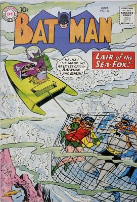 Batman Comics 132. Click for current values.