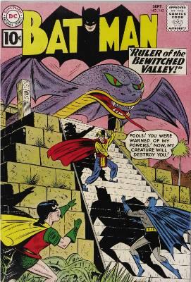 Batman Comics 142. Click for current values.