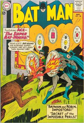 Batman Comics 158. Click for current values.
