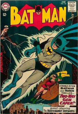 Batman Comics 164. Click for current values.