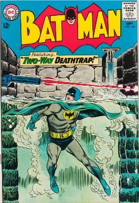 Batman Comics 166. Click for current values.