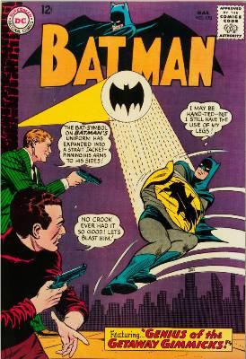 Batman Comics 170. Click for current values.