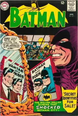 Batman Comics 173. Click for current values.