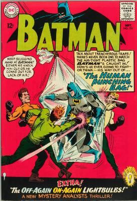 Batman Comics 174. Click for current values.