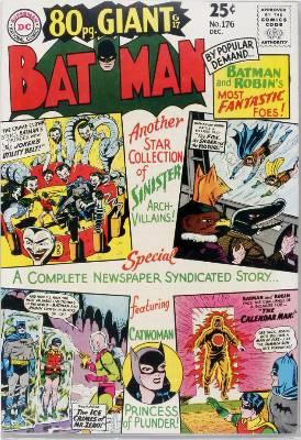 Batman Comics 176. Click for current values.