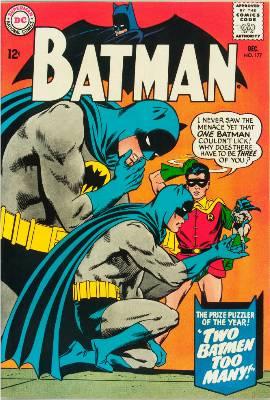 Batman Comics 177. Click for current values.