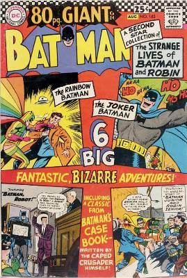 Batman Comics 182. Click for current values.