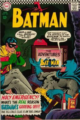 Batman Comics 183. Click for current values.