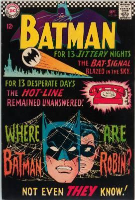 Batman Comics 184. Click for current values.