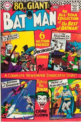 Batman Comics 187. Click for current values.