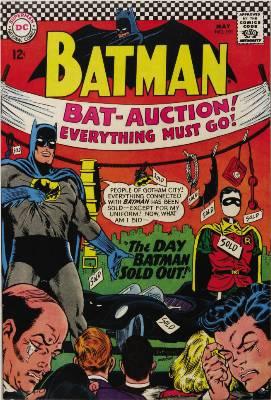 Batman Comics 191. Click for current values.