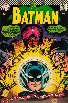 Batman Comics 192. Click for current values.