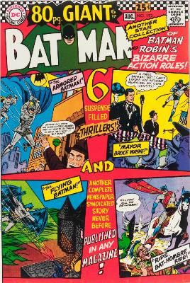 Batman Comics 193. Click for current values.