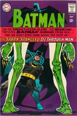 Batman Comics 195. Click for current values.